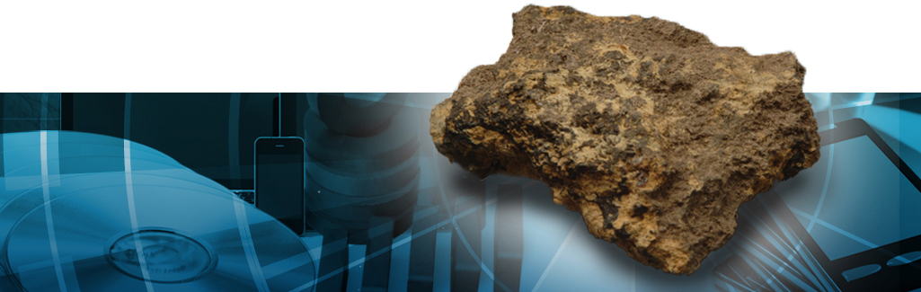 Military uses for rare earth metals mining